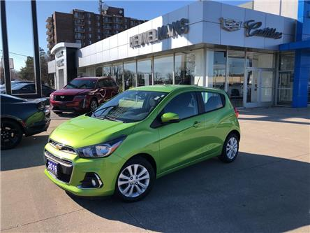2016 Chevrolet Spark 1LT CVT (Stk: M096A) in Chatham - Image 1 of 18