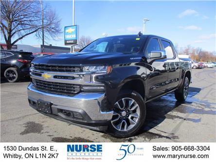 2021 Chevrolet Silverado 1500 LT (Stk: 21P031) in Whitby - Image 1 of 26