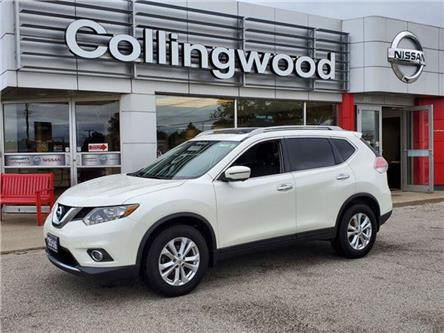 2016 Nissan Rogue SV (Stk: P4606A) in Collingwood - Image 1 of 23