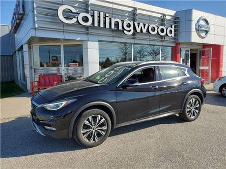 2017 Infiniti QX30 Base (Stk: P4667A) in Collingwood - Image 1 of 19