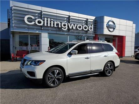 2019 Nissan Pathfinder Platinum (Stk: P4666A) in Collingwood - Image 1 of 22