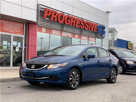 2015 Honda Civic EX (Stk: FH018741) in Sarnia - Image 1 of 23