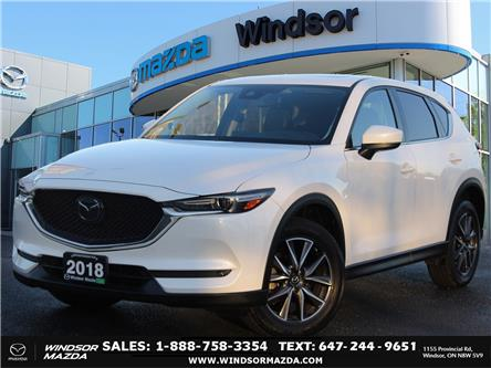 2018 Mazda CX-5 GT (Stk: PR2287) in Windsor - Image 1 of 26