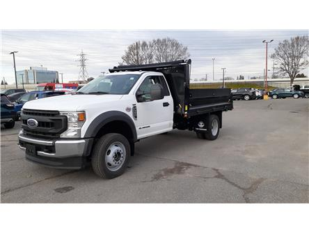 2020 Ford F-550 Chassis XL (Stk: 2009510) in Ottawa - Image 1 of 10