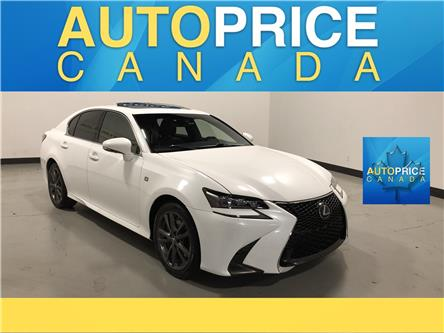 2016 Lexus GS 350 Base (Stk: H2150) in Mississauga - Image 1 of 30
