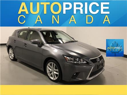 2015 Lexus CT 200h Base (Stk: W2162) in Mississauga - Image 1 of 29