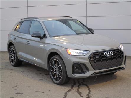 2021 Audi Q5 45 Progressiv (Stk: 210038) in Regina - Image 1 of 22