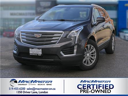 2018 Cadillac XT5 Luxury (Stk: 200518A) in London - Image 1 of 10