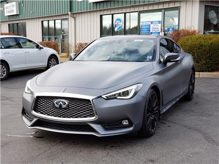 2017 Infiniti Q60 3.0t Red Sport 400 (Stk: 10915) in Lower Sackville - Image 1 of 24