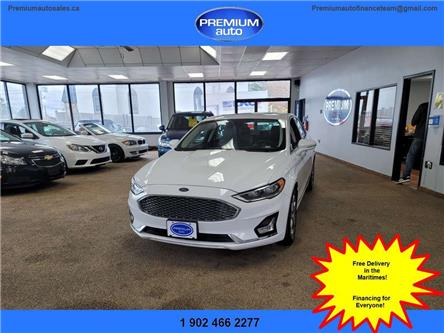 2019 Ford Fusion Hybrid Titanium (Stk: 155500) in Dartmouth - Image 1 of 20