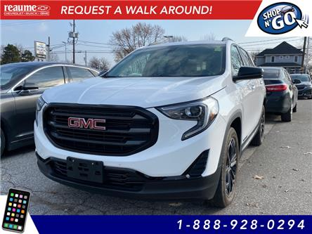 2021 GMC Terrain SLE (Stk: 21-0073) in LaSalle - Image 1 of 9