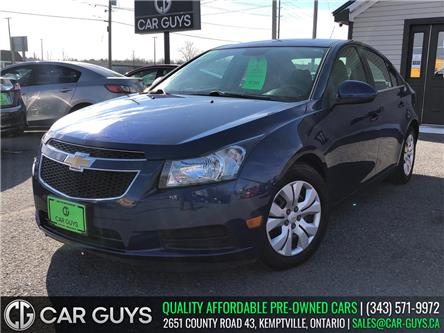 2013 Chevrolet Cruze LT Turbo (Stk: CG0117) in Kemptville - Image 1 of 22