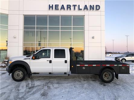 2015 Ford F-550 Chassis XLT (Stk: B10862) in Ft. Saskatchewan - Image 1 of 23