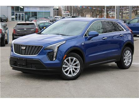 2021 Cadillac XT4 Luxury (Stk: 3128582) in Toronto - Image 1 of 29