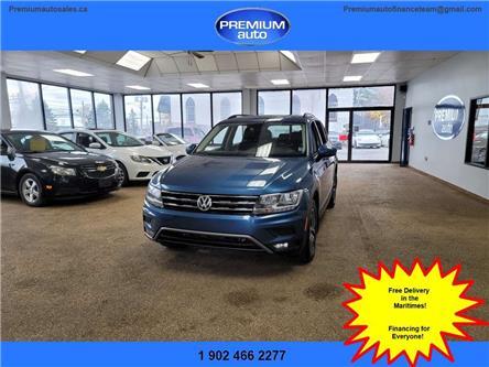 2018 Volkswagen Tiguan Comfortline (Stk: 119588) in Dartmouth - Image 1 of 22
