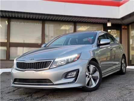 2014 Kia Optima Hybrid EX (Stk: 2010311) in Waterloo - Image 1 of 24