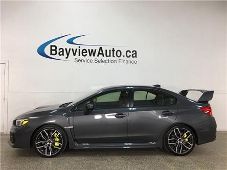 2020 Subaru WRX STI Sport-tech w/Wing (Stk: 37462W) in Belleville - Image 1 of 27