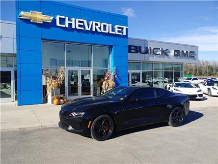 2021 Chevrolet Camaro  (Stk: 21140) in Haliburton - Image 1 of 13