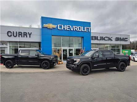 2021 GMC Sierra 1500 Elevation (Stk: 21117) in Haliburton - Image 1 of 14