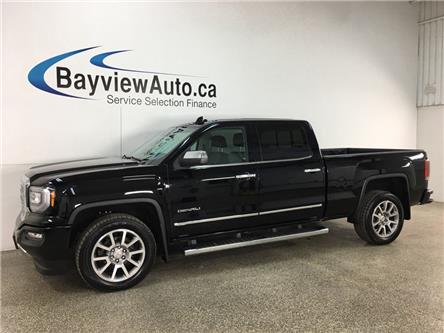 2018 GMC Sierra 1500 Denali (Stk: 37332W) in Belleville - Image 1 of 26