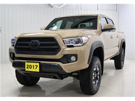 2017 Toyota Tacoma TRD Off Road (Stk: P6112) in Sault Ste. Marie - Image 1 of 15