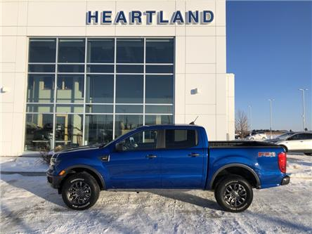 2020 Ford Ranger XLT (Stk: R10876) in Fort Saskatchewan - Image 1 of 13