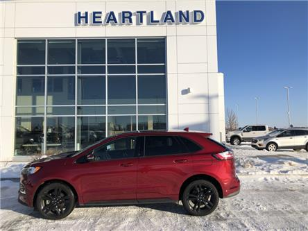 2019 Ford Edge ST (Stk: R10819) in Fort Saskatchewan - Image 1 of 19