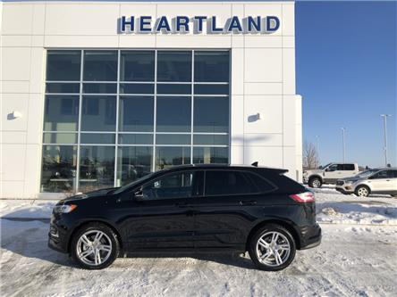 2019 Ford Edge ST (Stk: R10854) in Fort Saskatchewan - Image 1 of 21
