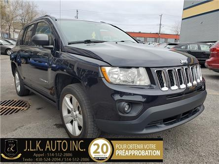 2011 Jeep Compass Sport/North (Stk: ) in Montréal - Image 1 of 16