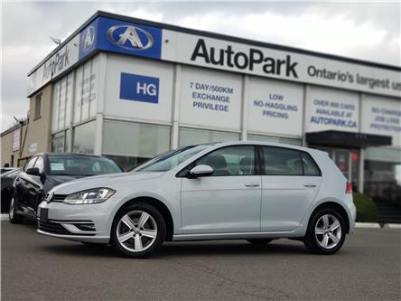 2019 Volkswagen Golf 1.4 TSI Highline (Stk: 19-11887) in Brampton - Image 1 of 19