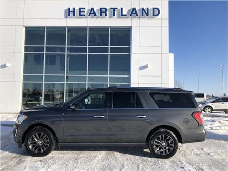 2019 Ford Expedition Max Limited (Stk: B10847) in Fort Saskatchewan - Image 1 of 32