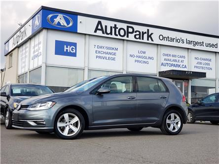 2019 Volkswagen Golf 1.4 TSI Highline (Stk: 19-10960) in Brampton - Image 1 of 16