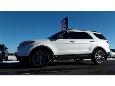 2011 Ford Explorer Limited (Stk: c009) in Brandon - Image 1 of 27