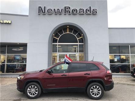 2019 Jeep Cherokee Sport (Stk: 25157P) in Newmarket - Image 1 of 12