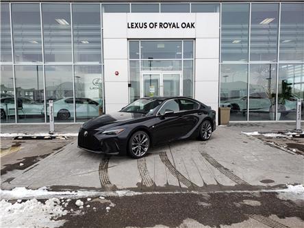 2021 Lexus IS 300 Base (Stk: L21101) in Calgary - Image 1 of 14