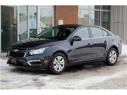 2016 Chevrolet Cruze Limited 1LT (Stk: 195516) in Saskatoon - Image 1 of 22