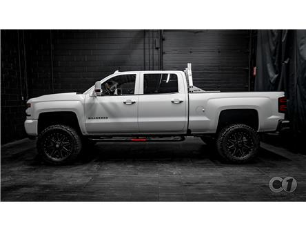 2018 Chevrolet Silverado 1500 Silverado Custom (Stk: CT20-640) in Kingston - Image 1 of 36