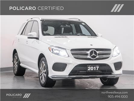 2017 Mercedes-Benz GLE 400 Base (Stk: 959166T) in Brampton - Image 1 of 28