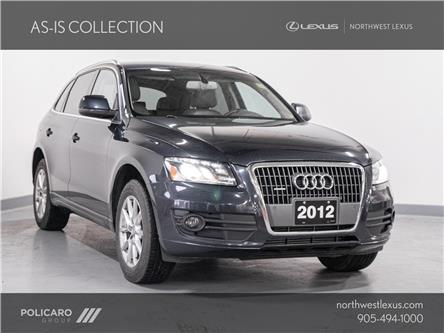2012 Audi Q5 2.0T Premium Plus (Stk: 055756T) in Brampton - Image 1 of 20