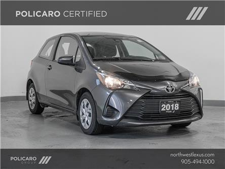 2018 Toyota Yaris CE (Stk: 096730P) in Brampton - Image 1 of 18