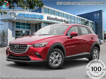 2021 Mazda CX-3 GS (Stk: 41935) in Newmarket - Image 1 of 23
