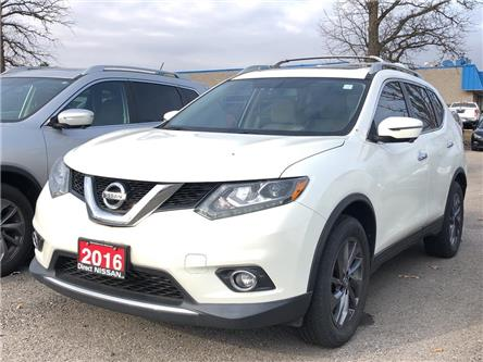 2016 Nissan Rogue SL | NO ACCIDENTS | CERTIFIED (Stk: P0615) in Mississauga - Image 1 of 17