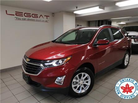 2021 Chevrolet Equinox LT (Stk: 217016) in Burlington - Image 1 of 13