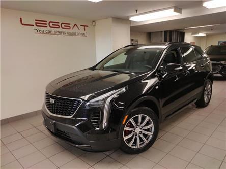 2021 Cadillac XT4 Sport (Stk: 219527) in Burlington - Image 1 of 17