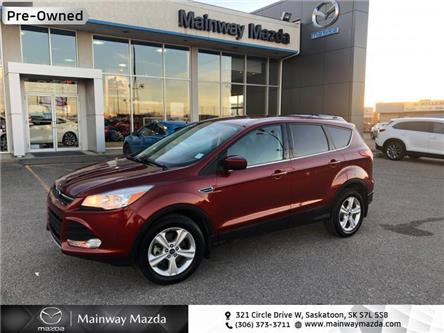 2015 Ford Escape SE AWD (Stk: M21016A) in Saskatoon - Image 1 of 17