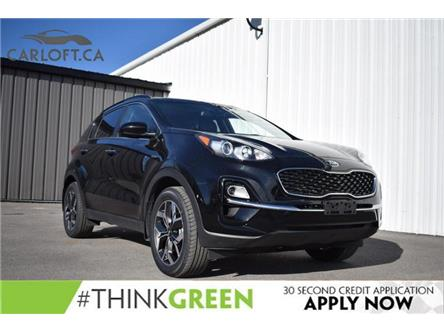 2020 Kia Sportage EX (Stk: UCP2186) in Kingston - Image 1 of 28