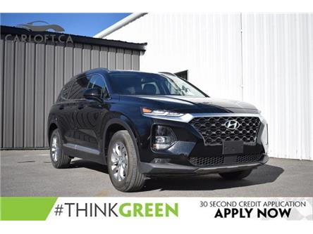 2020 Hyundai Santa Fe Essential 2.4  w/Safety Package (Stk: UCP2185) in Kingston - Image 1 of 22