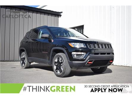 2018 Jeep Compass Trailhawk (Stk: UCP2218) in Kingston - Image 1 of 32
