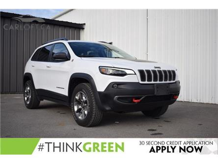 2019 Jeep Cherokee Trailhawk (Stk: UCP2219) in Kingston - Image 1 of 29
