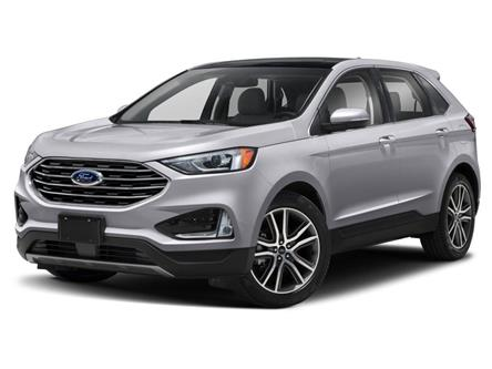 2020 Ford Edge Titanium (Stk: LBB39177) in Wallaceburg - Image 1 of 9